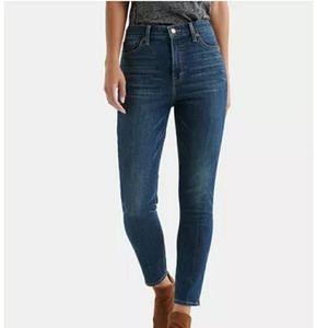 Lucky Brand Bridgette Skinny High Rise Jea…